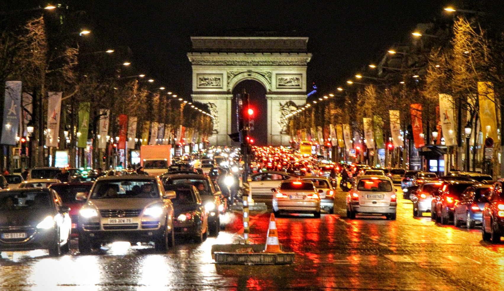 Night Out In Paris 10