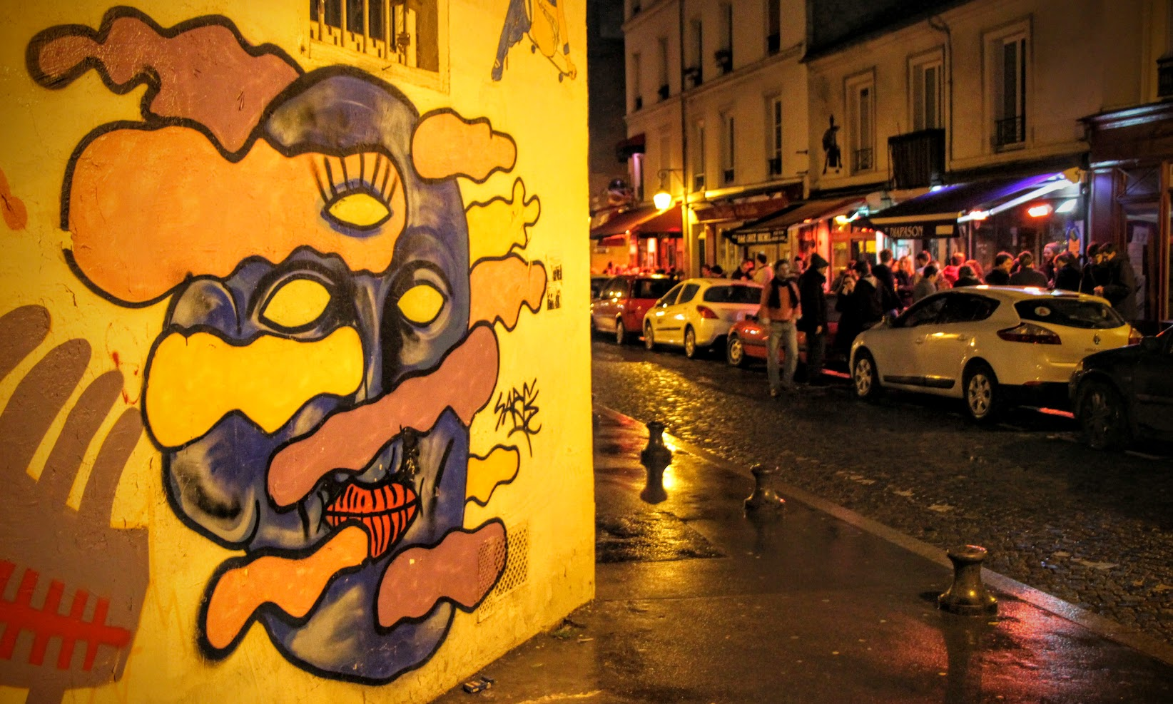 Night Out In Paris 2
