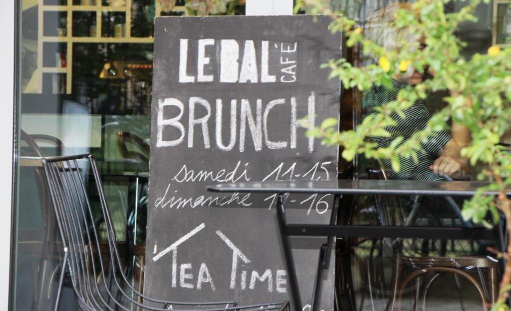 Paris Cafe Le Bal 2