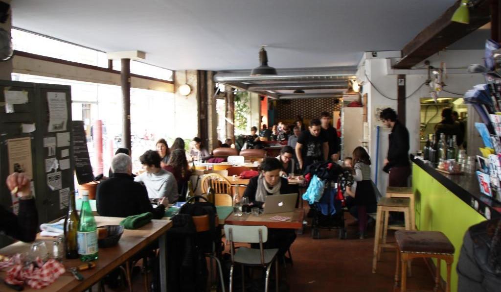 Paris Cafe Peres Populaires 2