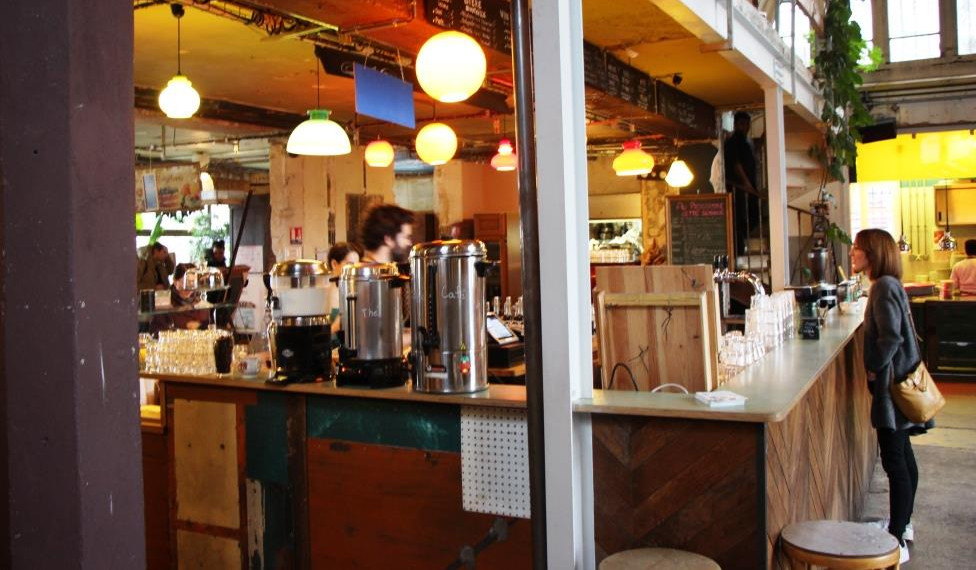 Paris Cafe Recyclerie 3