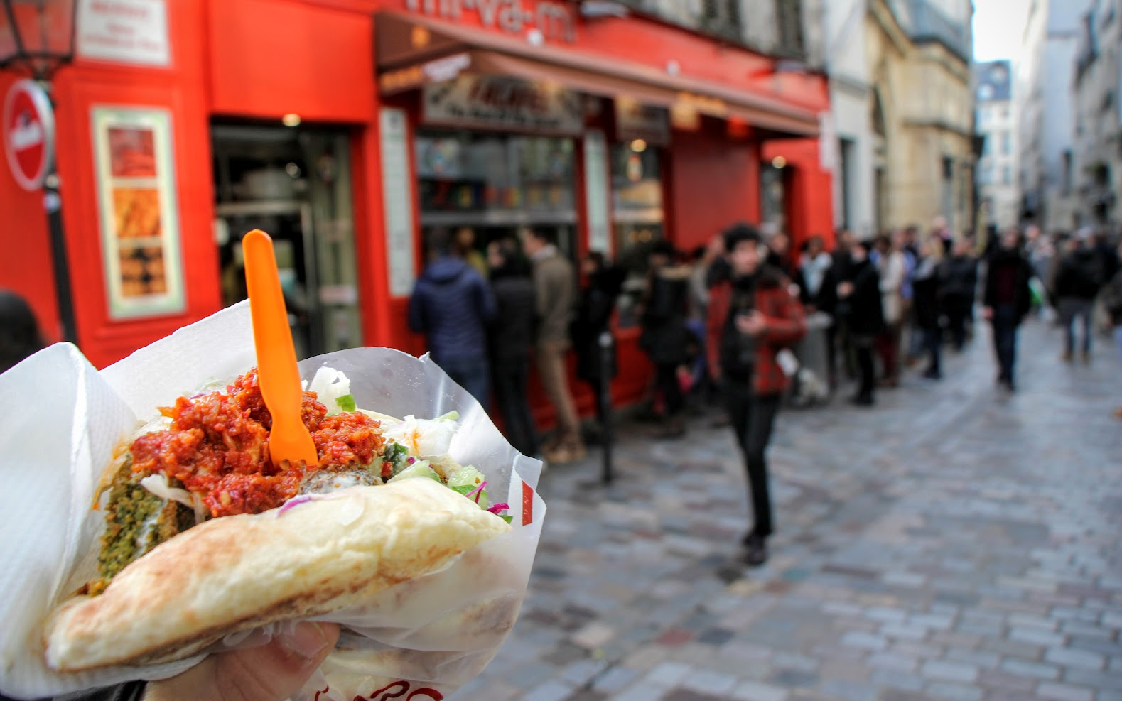 Paris Street Food 1