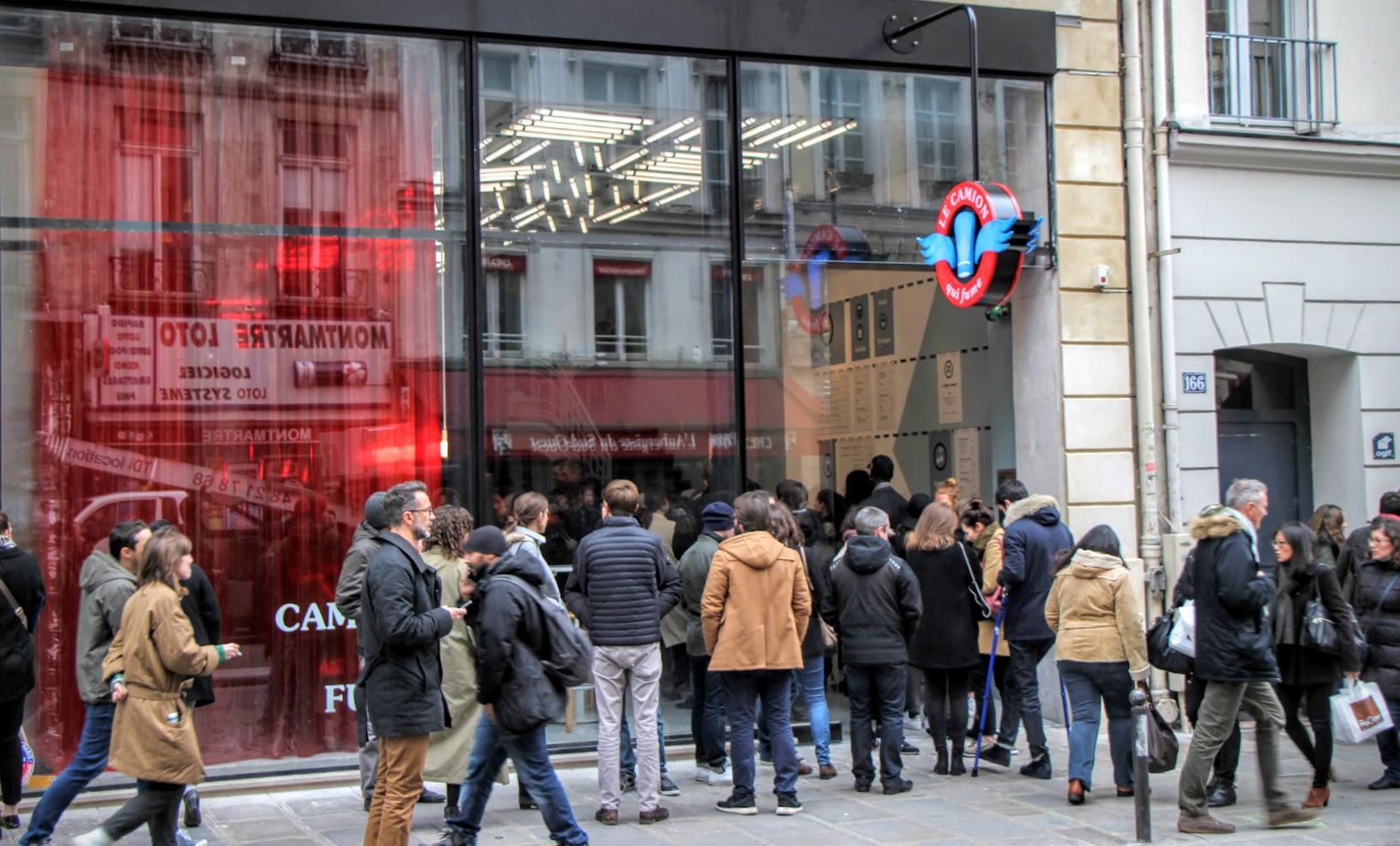 Paris Street Food 2.1
