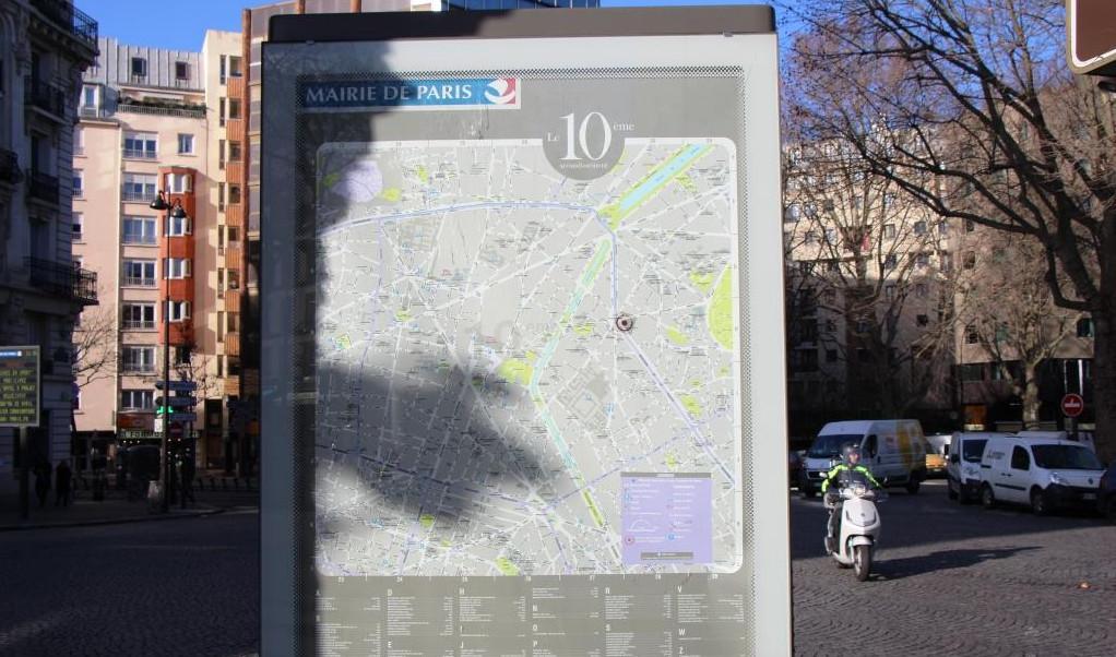 Paris by bike 10