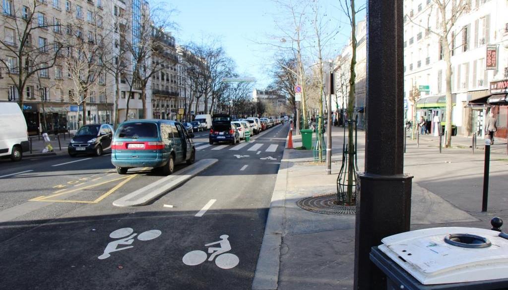 Paris by bike 5