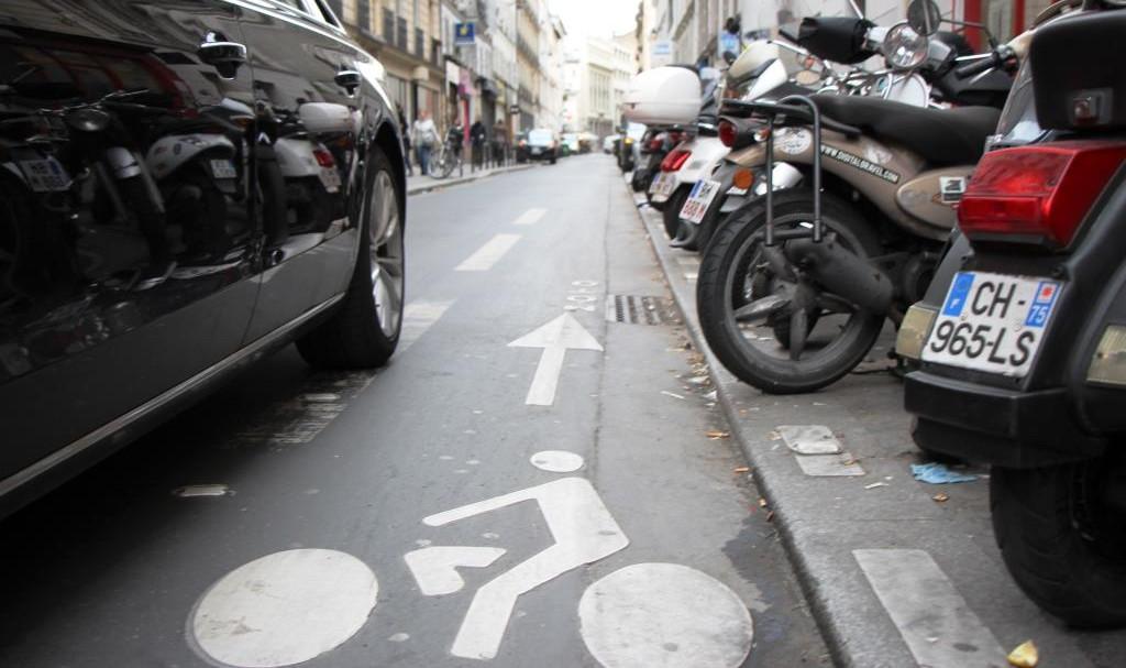 Paris by bike 6