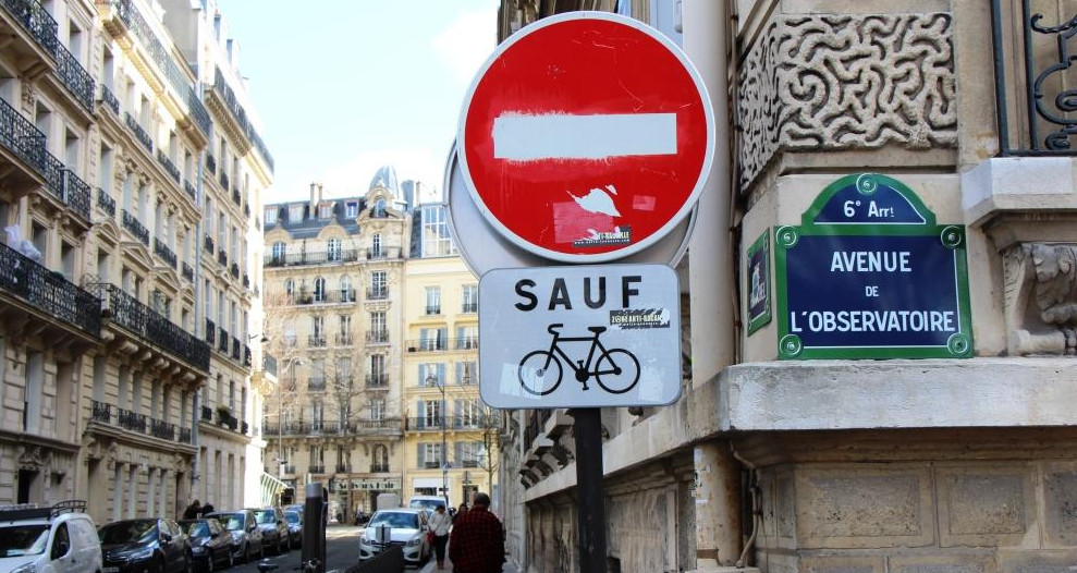 Paris by bike 7