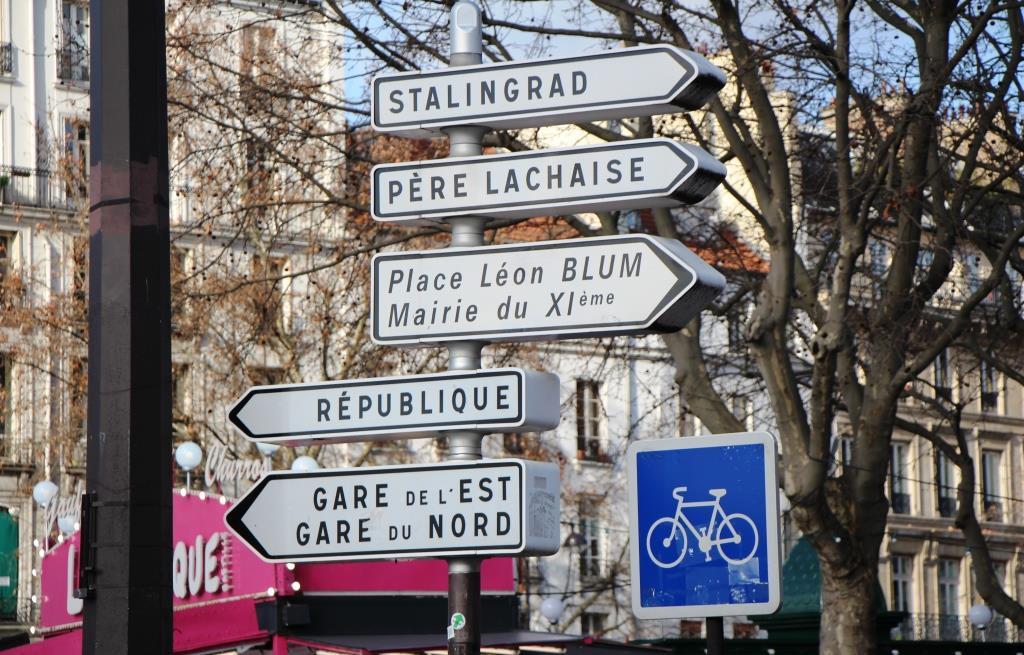 Paris by bike 8