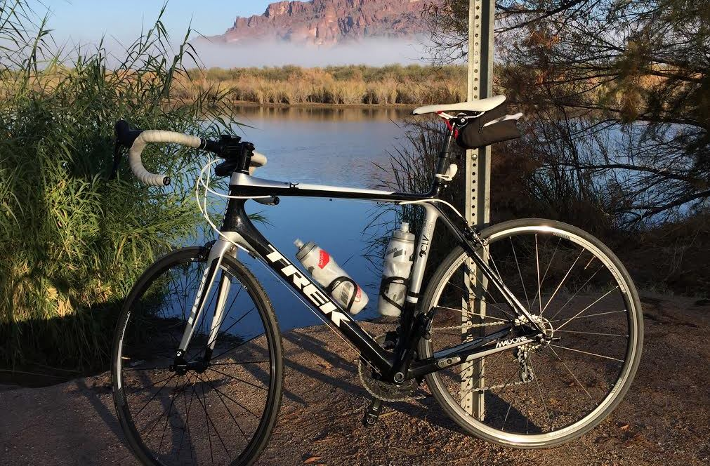 Biking Arizona 5