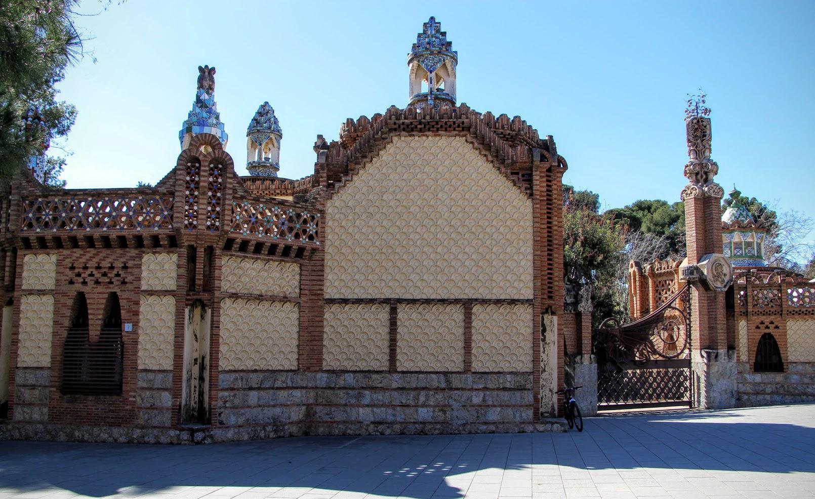 Gaudi Bike Tour 8