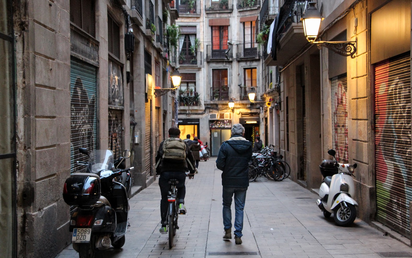 Guide to Biking in Barcelona 2