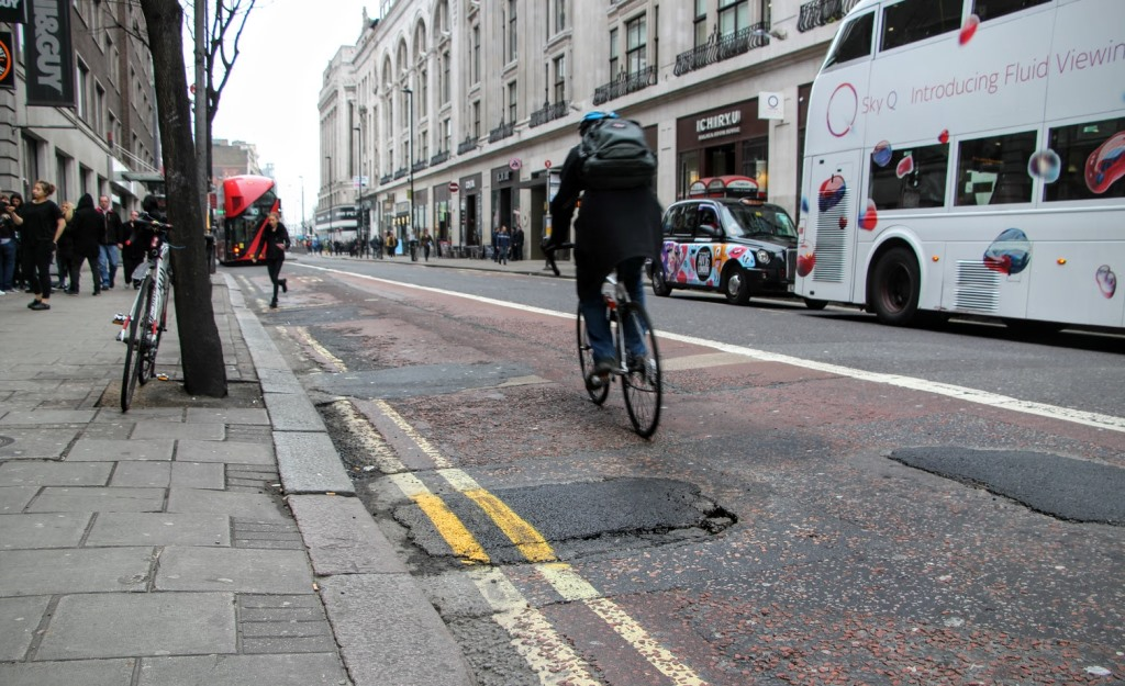 London Bike Lanes 11