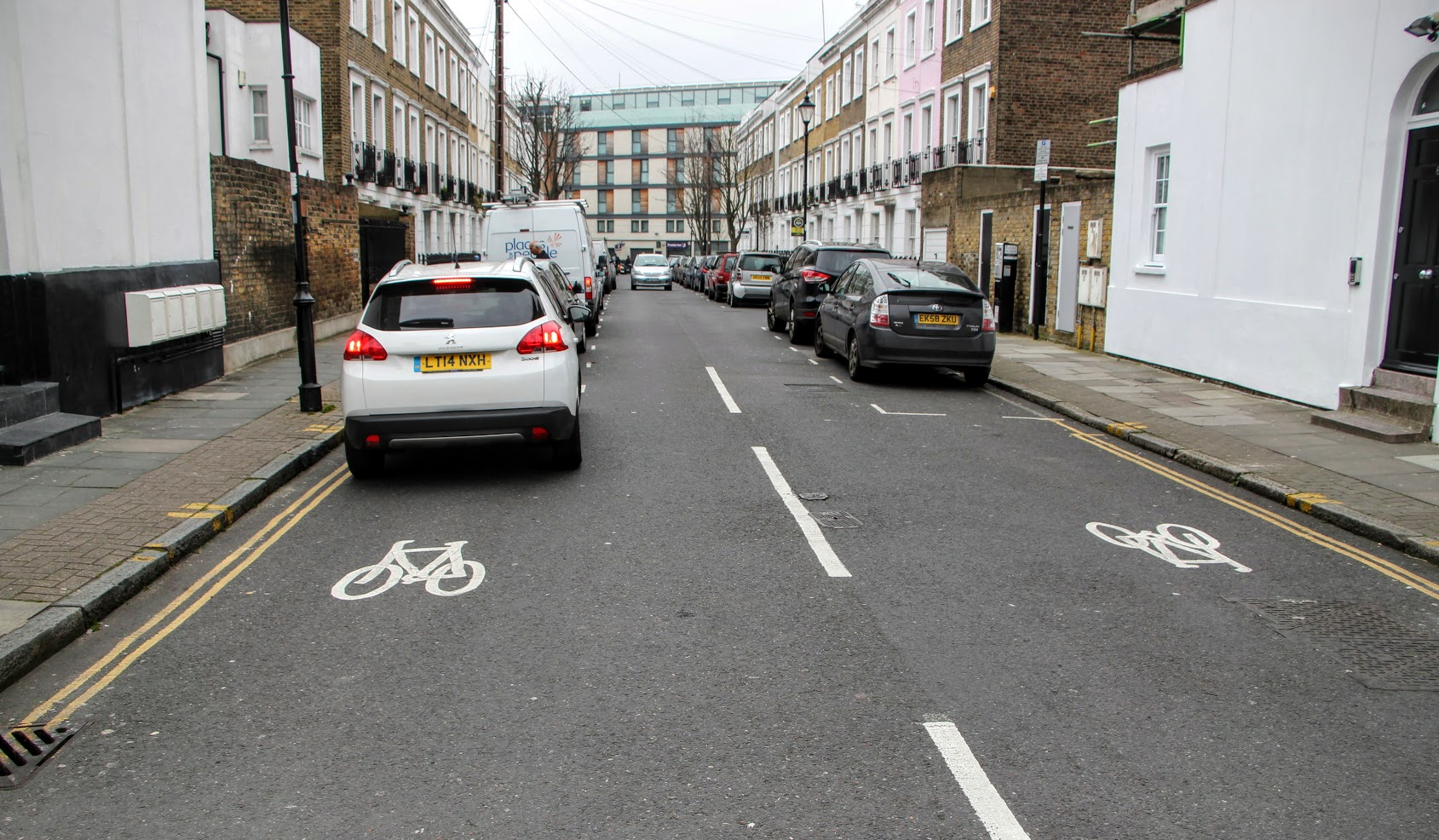 London Bike Lanes 16