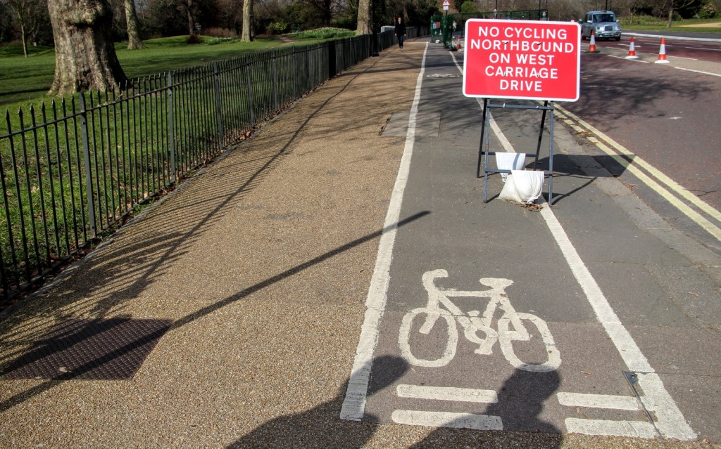London Bike Lanes 8