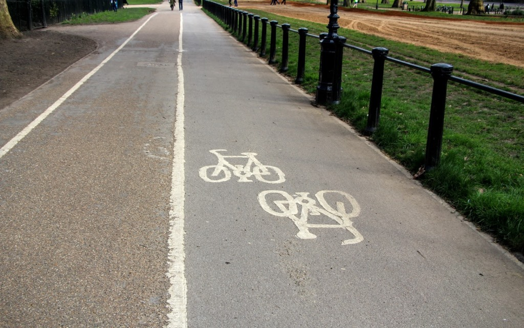 London Bike Lanes 9