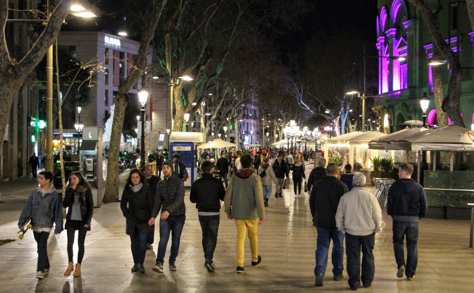 Nightlife Barcelona 3
