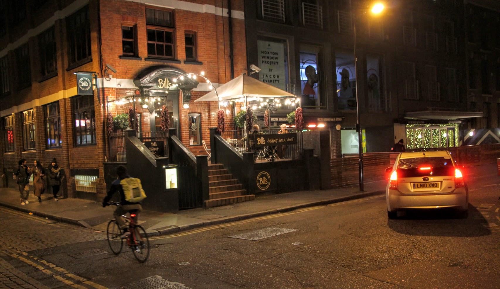 Night Bike London 5