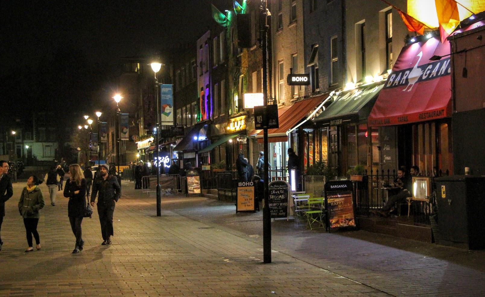 Night Bike London 6