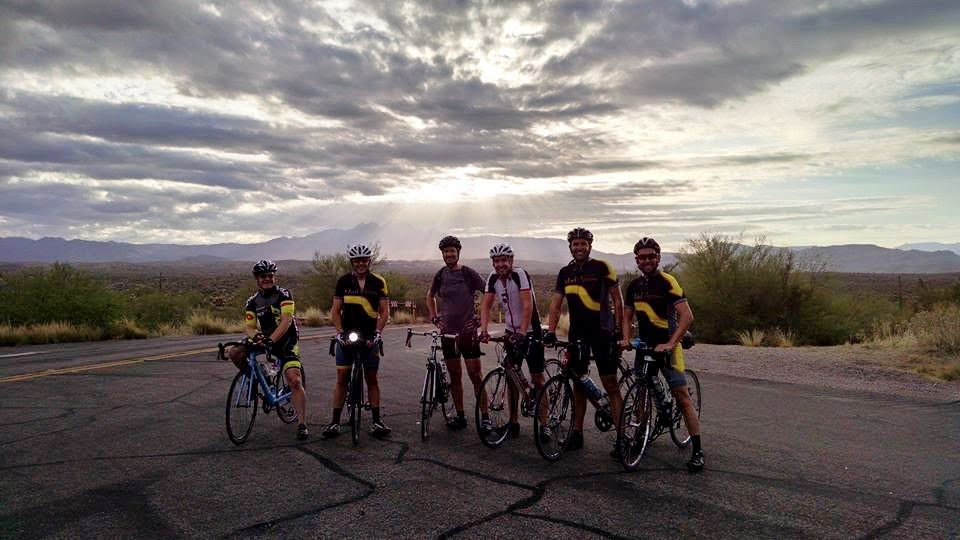 Arizona Biking A Conversation With Spinlister Member Thane Walton