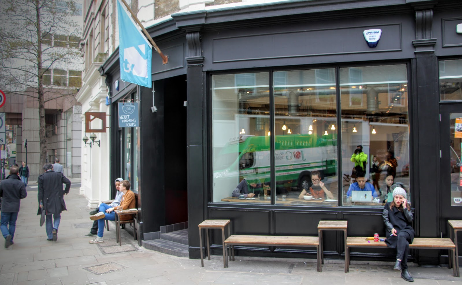 Black Coffee Covent Garden