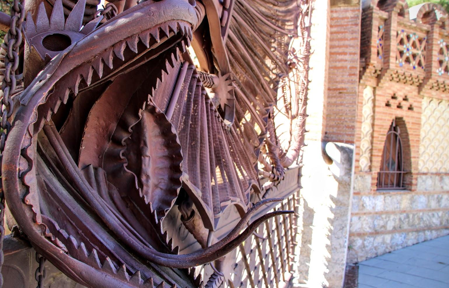 Antoni Gaudi Architecture Designs