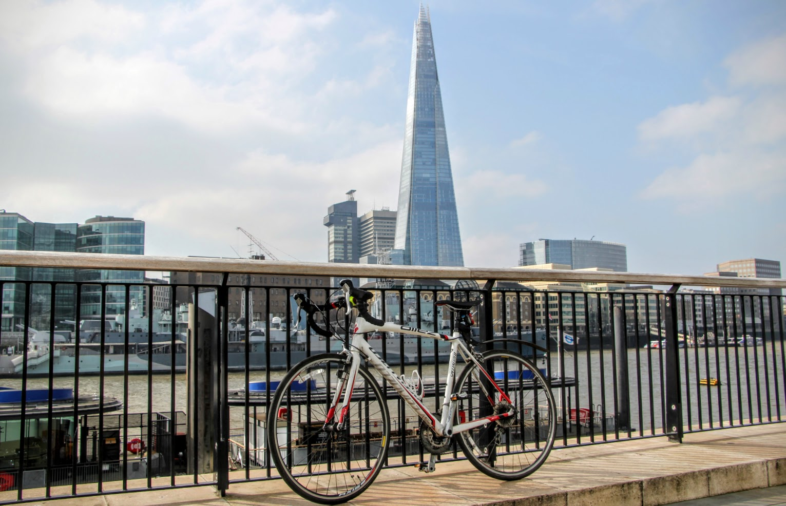 Modern Architecture London Cycling To London S Most
