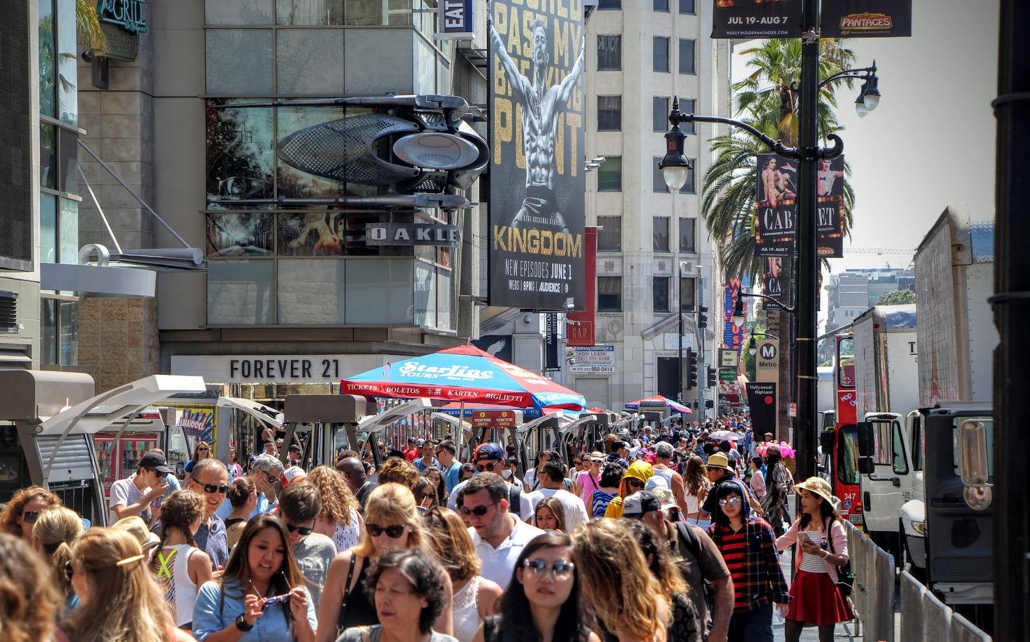 Hollywood Tours: Exploring Some Of LA's Biggest Attractions By Bike