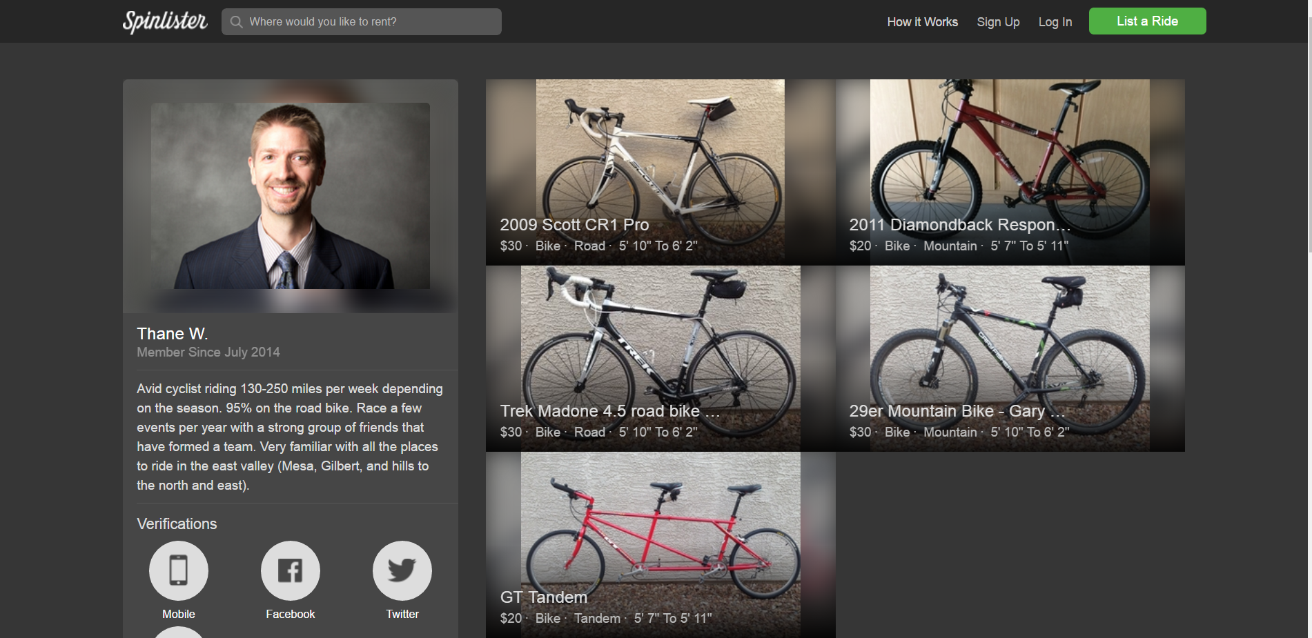 Better Cycling Images: How Photography Can Help Rent Your Bike